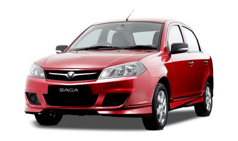 Perodua Bezza VS Proton Saga - Hikayat Budak Pening