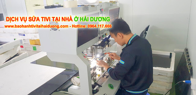 Sửa tivi tại nhà ở Hải Dương | Công nghệ cao 0964.117.666