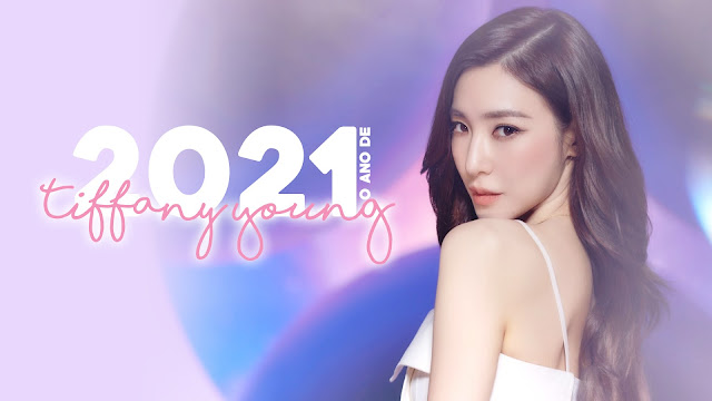 2021, o ano de Tiffany Young