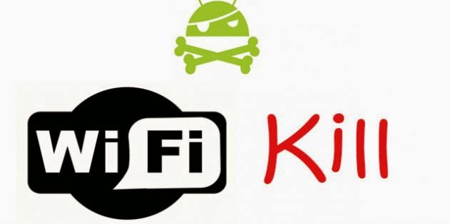 تحميل برنامج wifi kill
