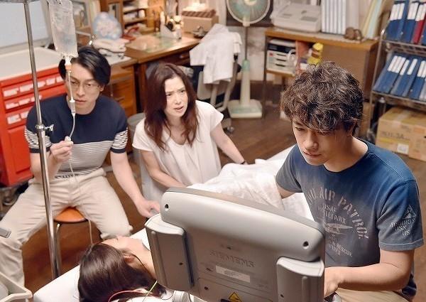 Sinopsis The Best Skilled Surgeon 2017 / Saijo no Meii 2017 - Film TV Jepang