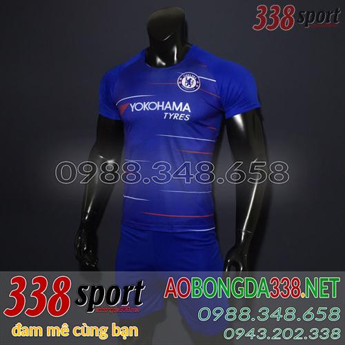 Áo Chelsea Đậm mùa giải 2018 2019 Sân Nhà