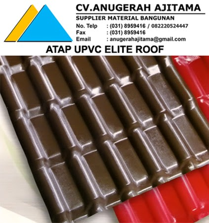 JUAL ATAP UPVC ELITE ROOF