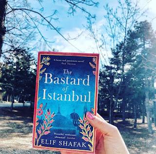 The bastard of istanbul on Nikhilbook
