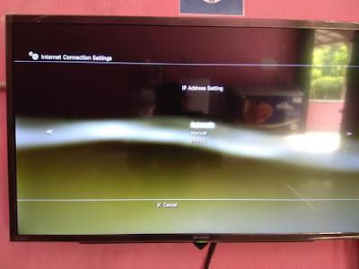 Cara Mengkoneksikan PS3 Dengan Wifi 13