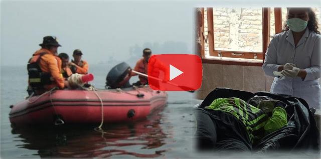 Pelajar Ditemukan Tengelam di Danau Toba