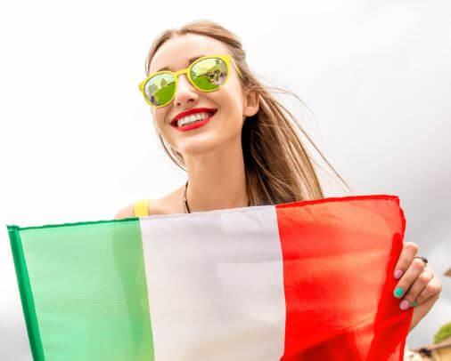 ماهي الدول الناطقة باللغة الإيطالية ؟