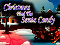 Top10NewGames - Top10 Christmas Find The Santa Candy
