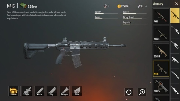 4 Senjata Assault Rifle Terbaik PUBG yang Wajib Dicoba