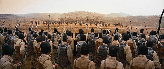 Qin phalanx