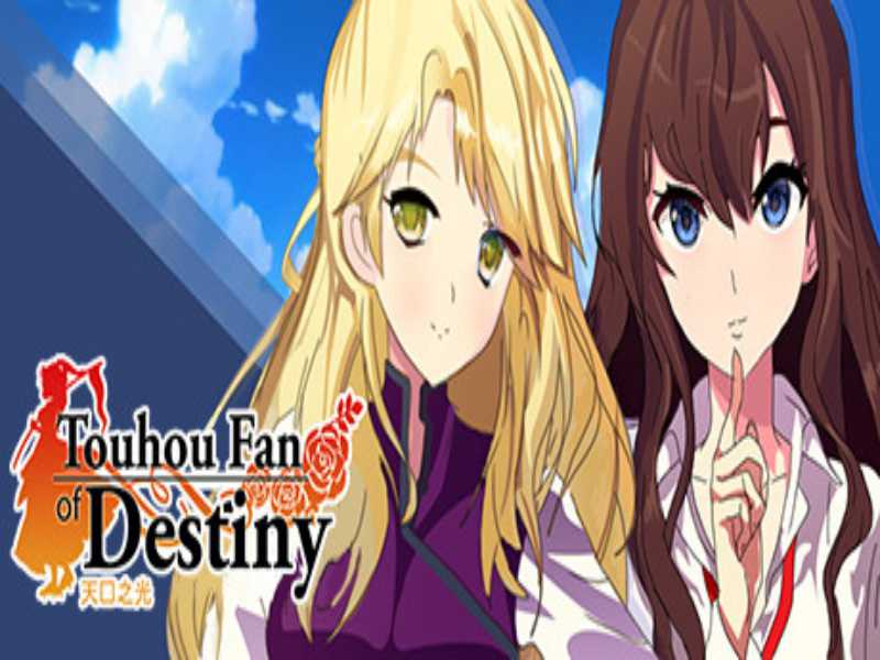 Download Touhou Fan of Destiny Game PC Free on Windows 7,8,10