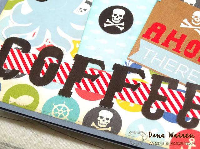 Dana Warren - Kraft Paper Stamps - Echo Park Paper Co.