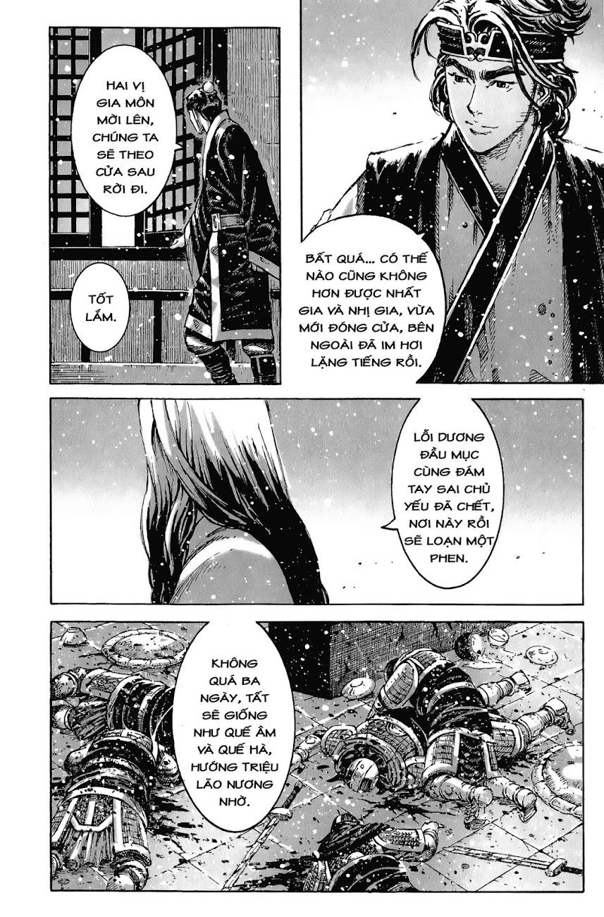 Hỏa phụng liêu nguyên Chương 445: Nam phương tân binh [Remake] trang 21