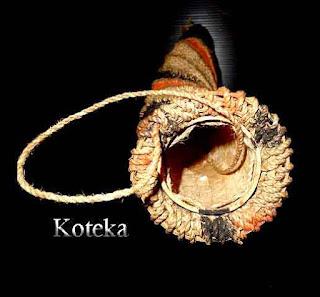 Koteka Pakaian Tradisional Masyarakat Papua