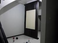 sekat ruang tamu