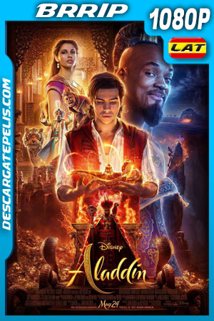 Aladdin (2019) 1080p BRrip Latino – Ingles