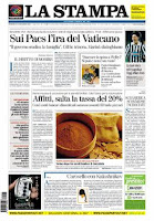 La Stampa is one of Italy's oldest newspapers