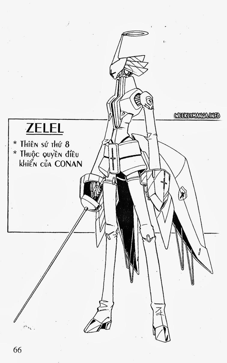 Shaman King [Vua pháp thuật] chap 187 trang 22