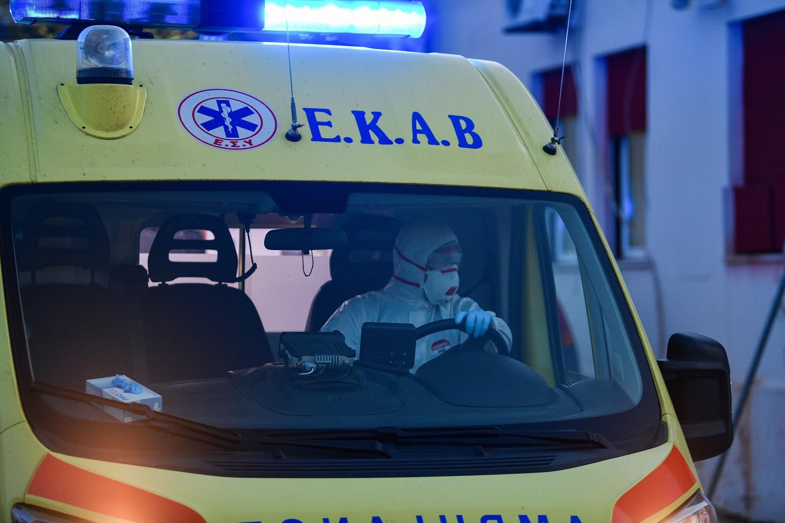 Θράκη: Νεκρός σε τροχαίο πατέρας, από τρακάρισμα με τον γιο
