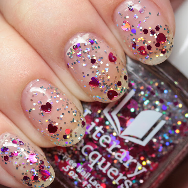 Literary Lacquers Mawage