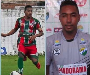 Gerson Amaral, o lateral direito Pinheirinho