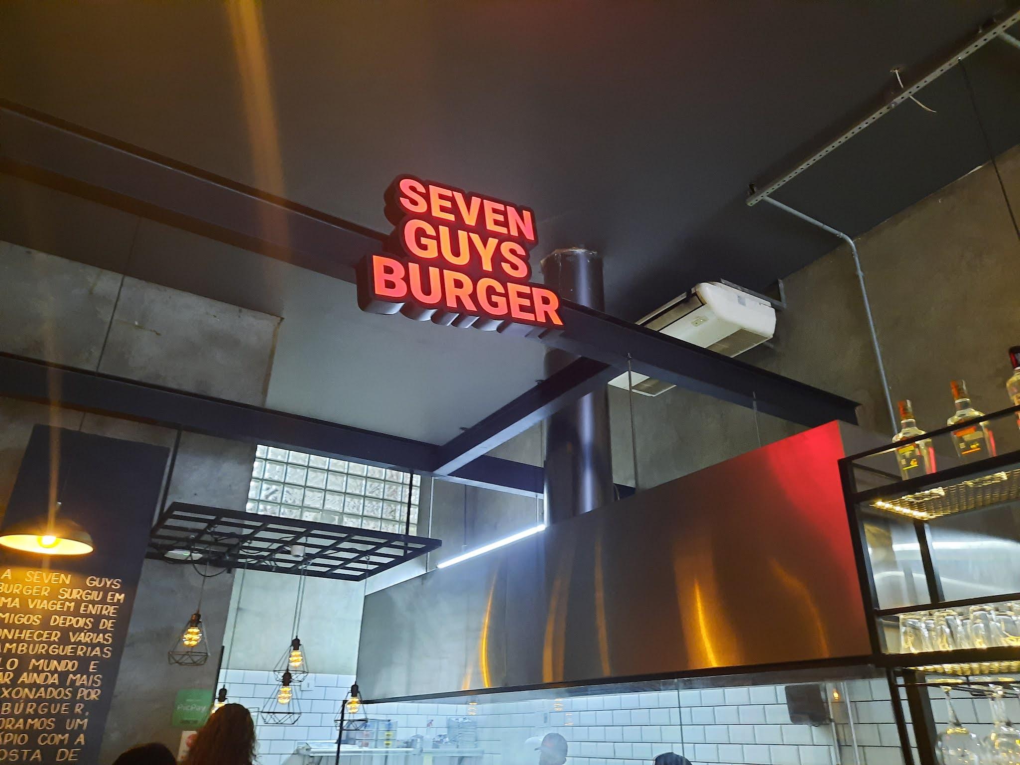 Seven Guys Burgers