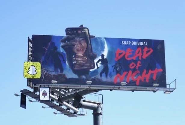 Dead of Night Snap originals billboard