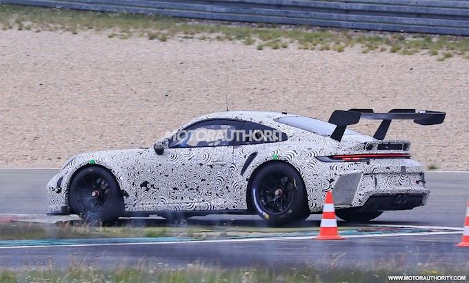 Porsche 911 GT3 R 2022
