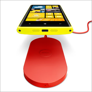 Nokia Lumia 920 - Dengan Fungsi Wireless Charging & Teknologi PureView