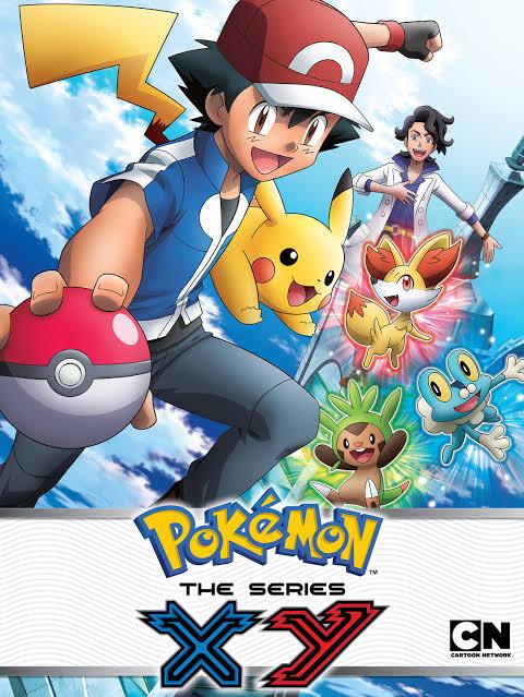 Pokemon Season 17 The Series XY Images in 720P