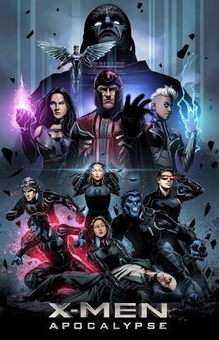 X-Men: Apocalypse (English) 720p