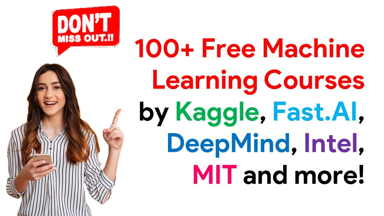 Best Free Machine Learning Courses