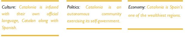 Profiling Catalonia – Top Reasons and Generous Tips for Travelling Here