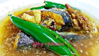 ikan tenggiri masak asam