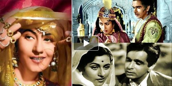 Listen to Classic Beauty Madhubala songs on Raaga.com