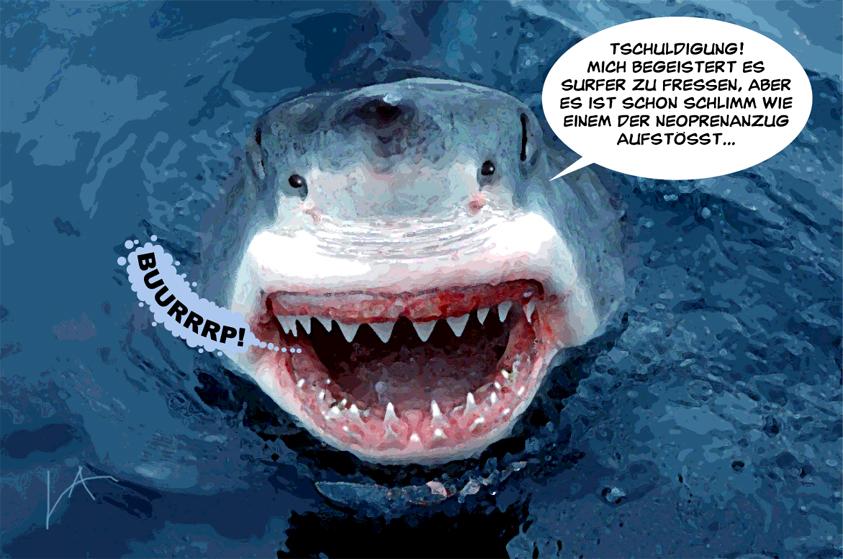 Hai Frisst Hai