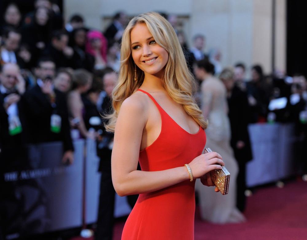 Sexy Naked Jennifer Lawrence