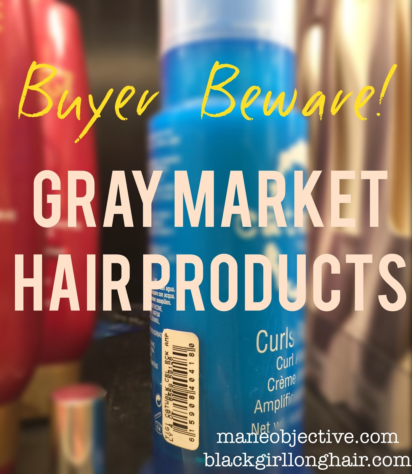 Buyer Beware: Your Salon Products Might Be Fake (How to Spot Gray Market Products)