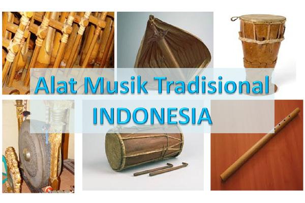 Nama Nama Alat Musik Tradisional Dari 34 Provinsi Di Indonesia Berbagi Ilmu Pengetahuan Umum