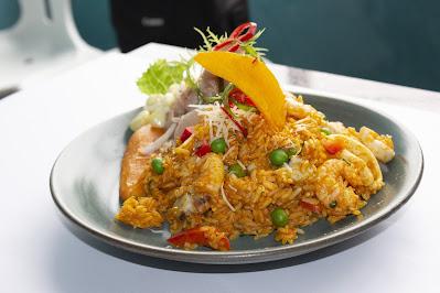 Resep Nasi Goreng Enak Seafood