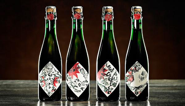 เบียร์ที่แพงที่สุดในโลก Jacobsen Vintage No. 1 (1.13 เหรียญต่อมล.)