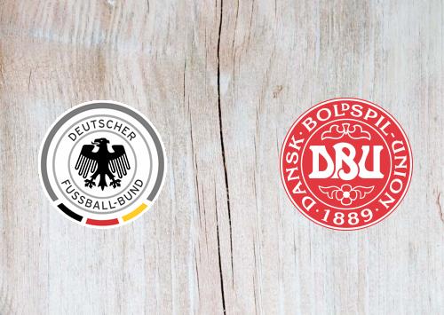 Germany vs Denmark -Highlights 02 June 2021