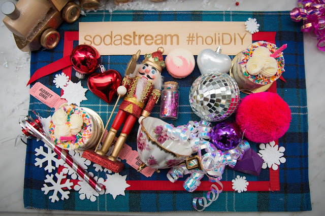 sodastream holiday christmas party theme