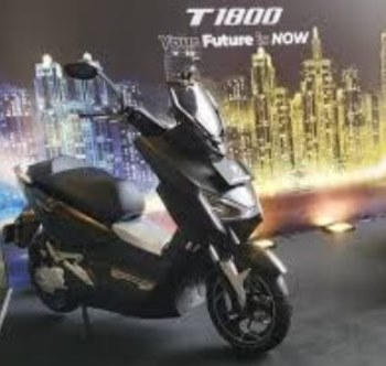 Spesifikasi Motor Listrik United T1800
