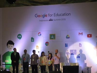 Pengalaman di Google Summit Indonesia 2015