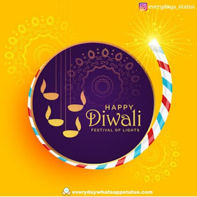 diwali wishes quotes | Everyday Whatsapp Status | Best 140+ Happy Diwali Wishing Images Photos