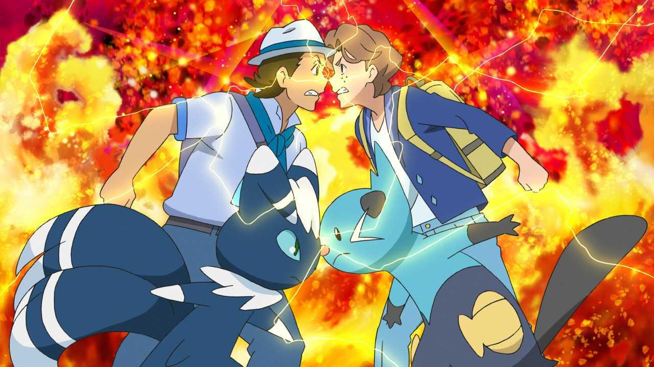 Pokemon Journeys: The Series Episode 47 English Subbed