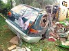 FIVE PEOPLE DEAD AS A  REPORTS OF WRONG OVERTAKING BY A CAR DRIVER IN ENUGU.
