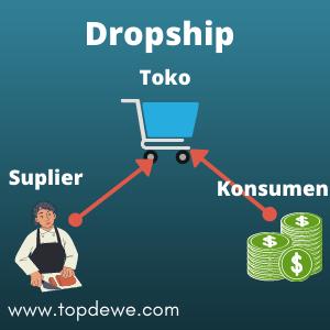 Ide Bisnis untuk pelajar dan mahasiswa_Dropship