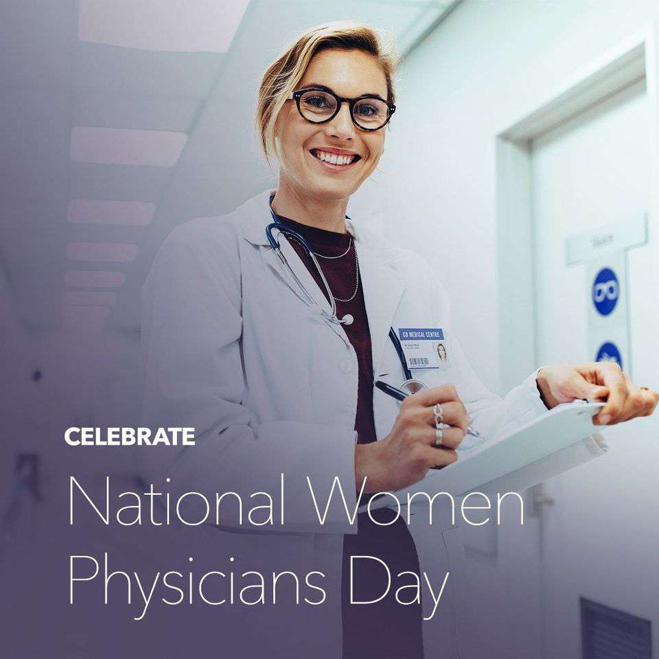 National Women Physicians Day Wishes
